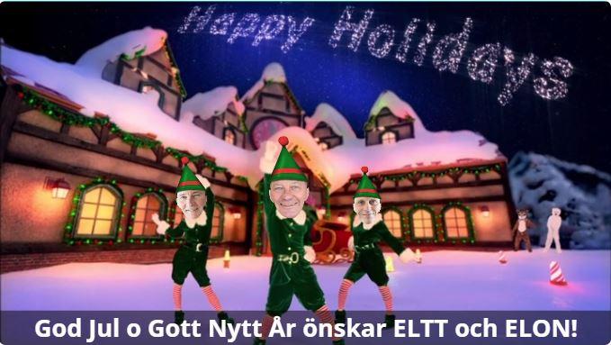 God Jul och Gott NyttÅr!
